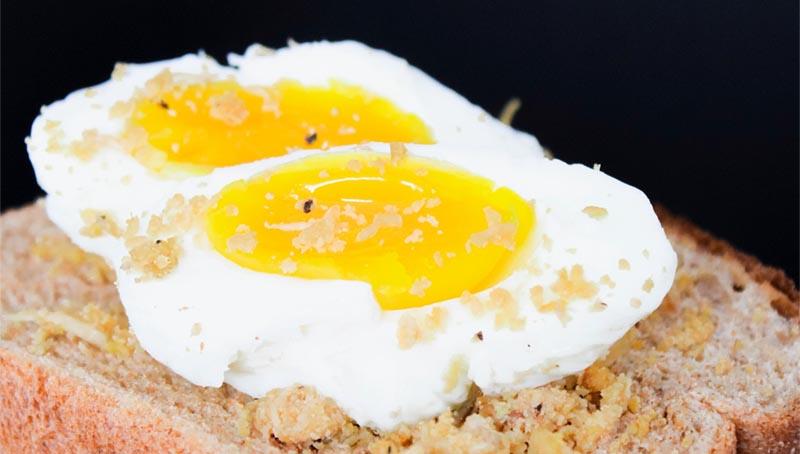 Veganska ägg